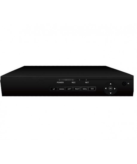 Sistem de inregistrare NVR 8ch full 1080p