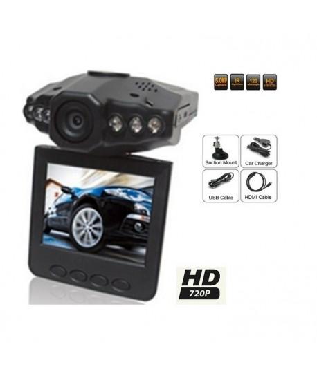 Camera auto cu inregistrare si ecran LCD 1280x720 HD