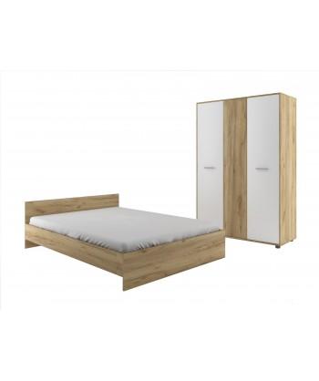 Dormitor HERA Gold fara...