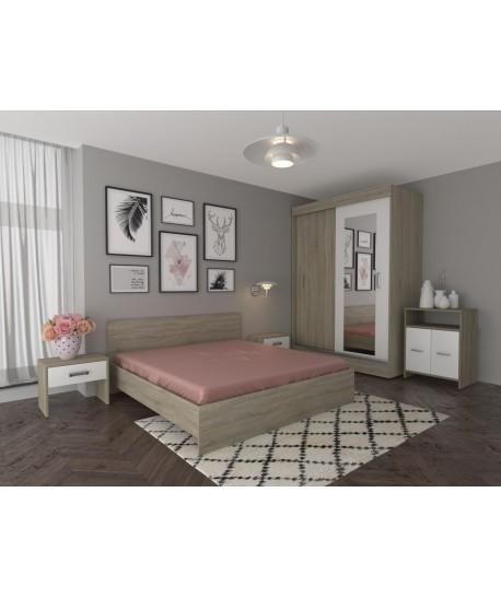 Dormitor INES II Cu Comoda