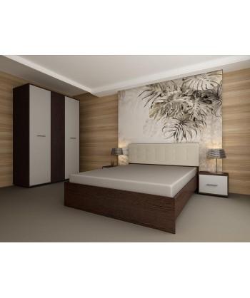 Dormitor Hera Wenge Cu Pat...