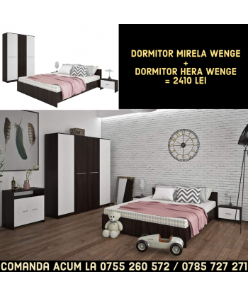 Dormitor Hera + Dormitor...