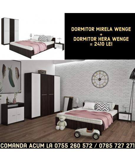 Dormitor Hera + Dormitor Mirela