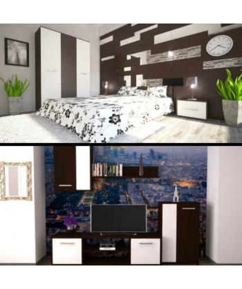 Dormitor Hera + Living Makaza