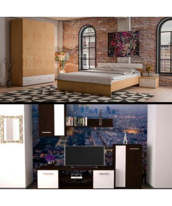 Dormitor Viktoria II +...