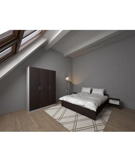 Dormitor AMBRO Wenge