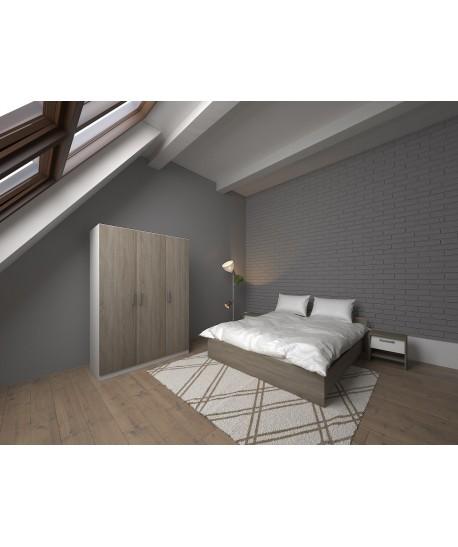 Dormitor AMBRO Stejar